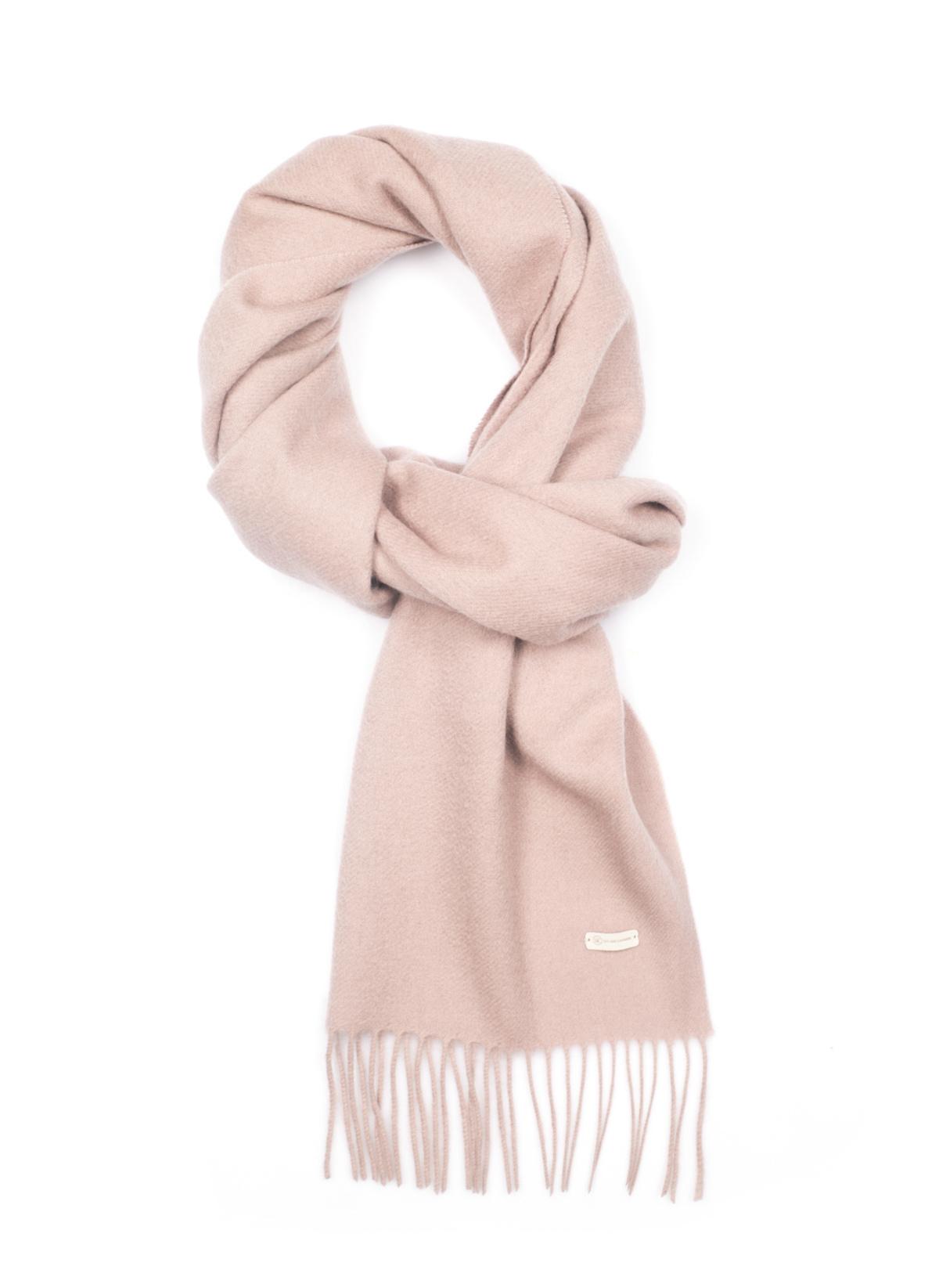 Silk And Cashmere Atkı Kaşmir Karışımlı Oxford Basic Atkı – 207.0 TL